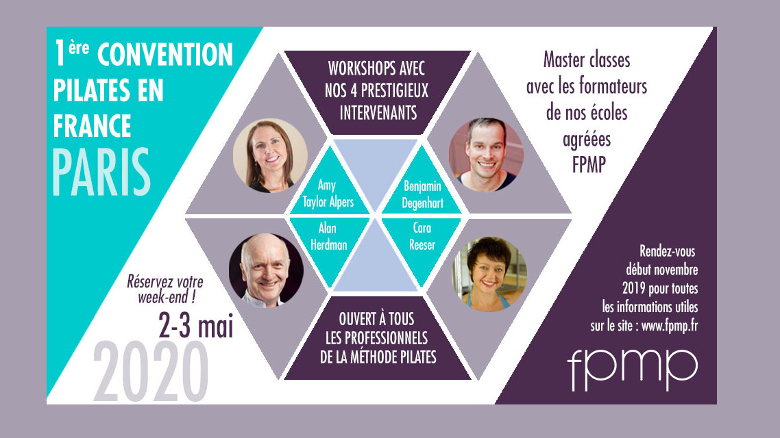 Convention FPMP 2020 - Réservez votre place !
